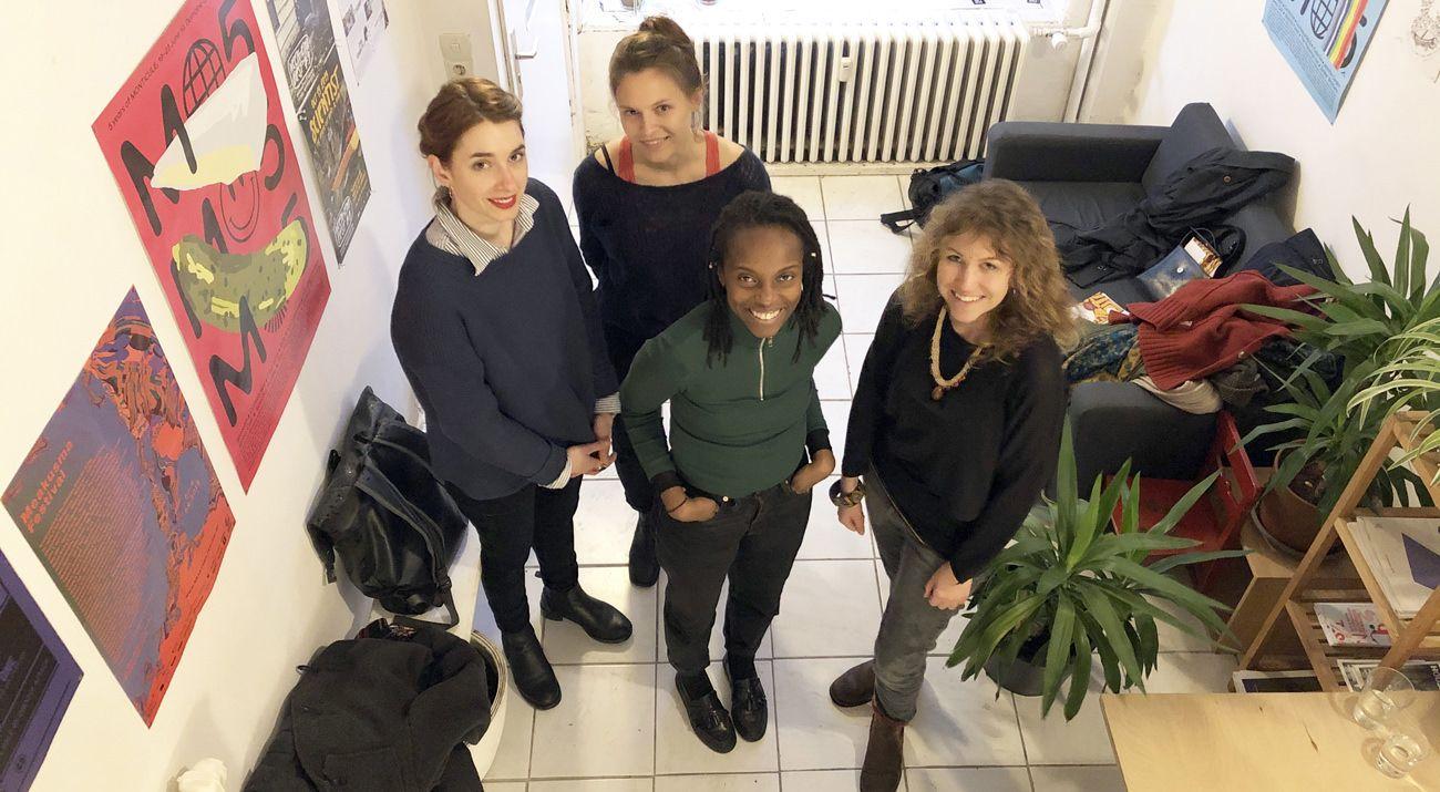dublab Dialog - Literatur in Köln w/ Dana Harms, Nina Tade & Svenja Reiner (November 2019)