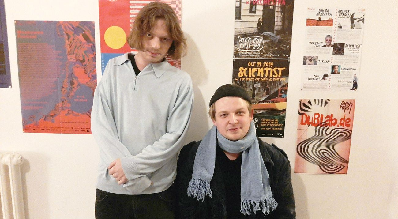 Themes For Great Cities Radioshow w/ Phaser Boys (February 2020)