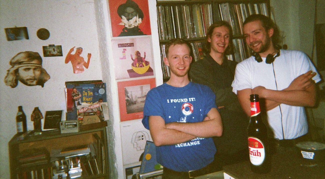 Alaaf & Kickin w/ Clifford, Oswin & Simon Hein - Live from Home (Cologne)