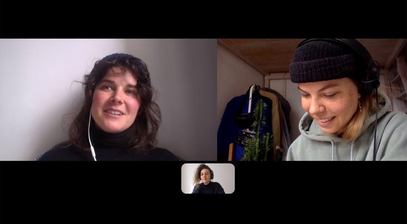 Kleiderei Radi w/ Amelie Liebst, Anna Burst & Ariane Piper (April 2020)