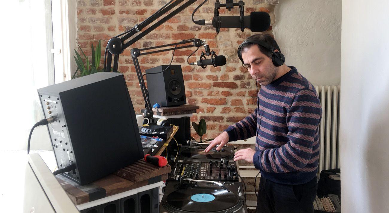 Guest DJ Set w/ Korkut Elbay
