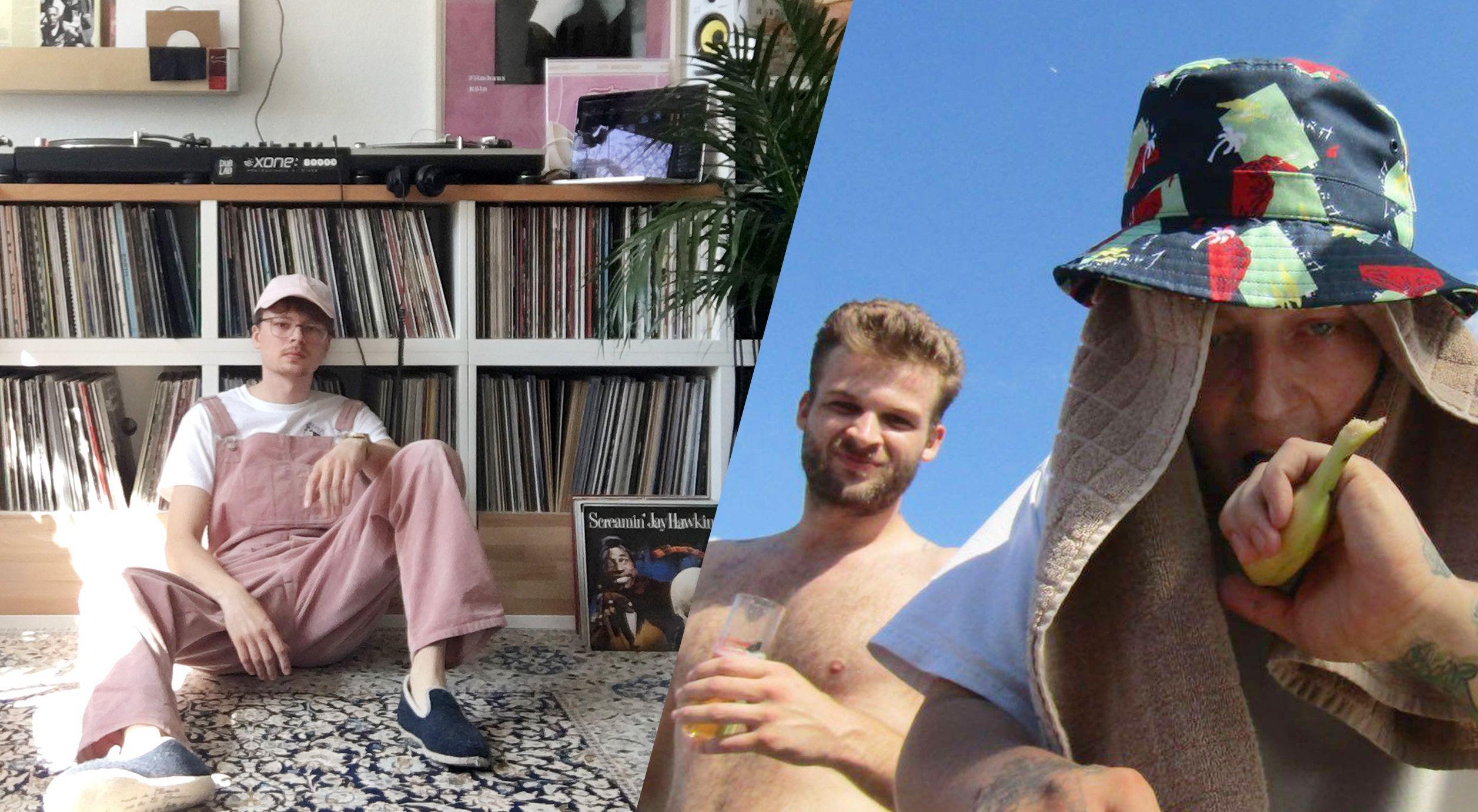 Topic Drift Radio w/ Vincent Grabowski, Timothy & Gunni (April 2020)