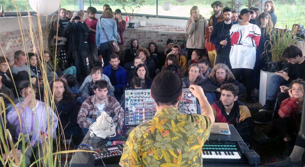 Weird Dust - Live from dublab Sleepless Floor (Meakusma Festival 2017)