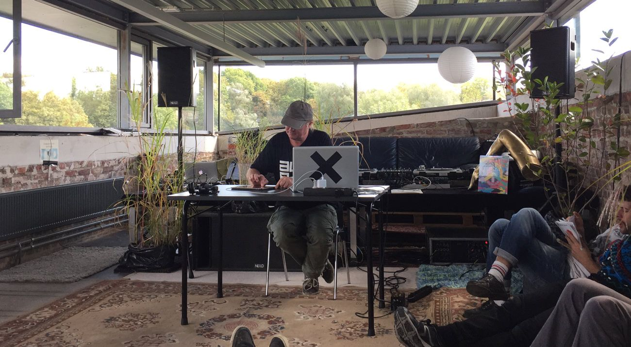 Core Shift at dublab Sleepless Floor (Meakusma Festival 2018)