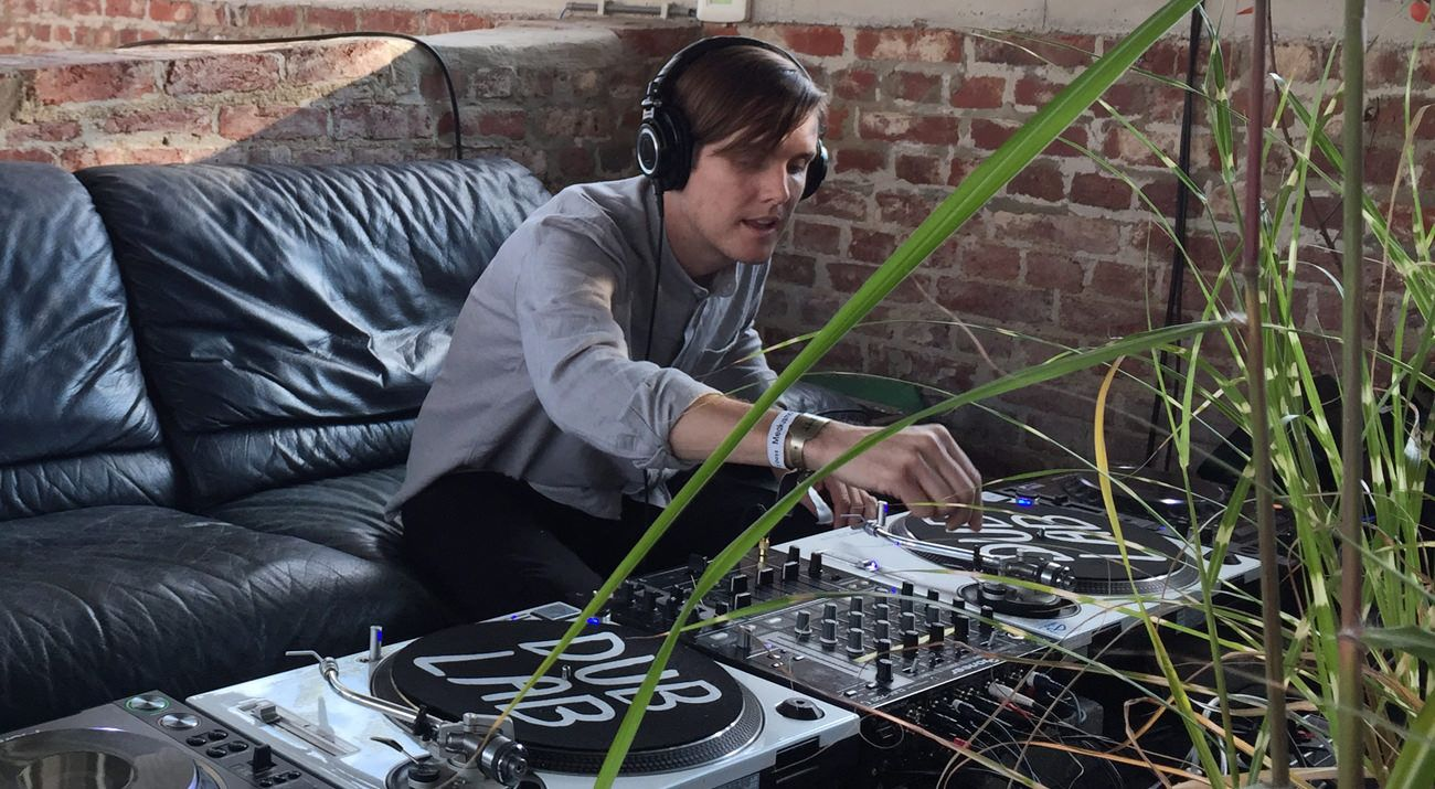 Frosty at dublab Sleepless Floor (Meakusma Festival 2018)