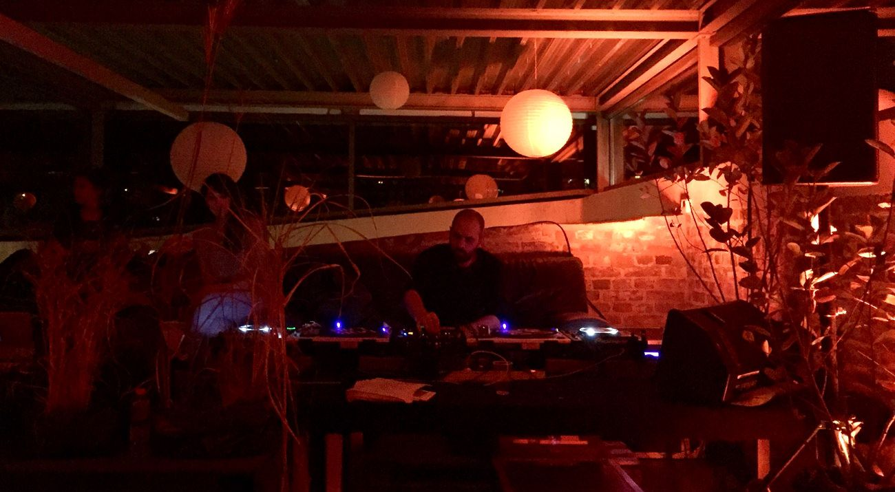 House Of Traps at dublab Sleepless Floor (Meakusma Festival 2018)