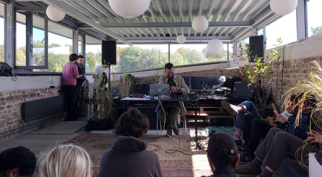 Mans-O at dublab Sleepless Floor (Meakusma Festival 2018)