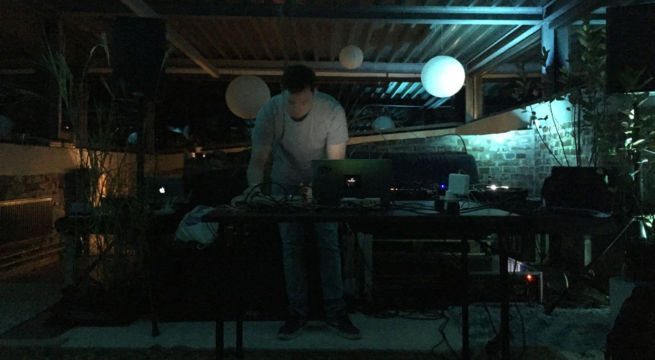 Mosam Howieson at dublab Sleepless Floor (Meakusma Festival 2018)