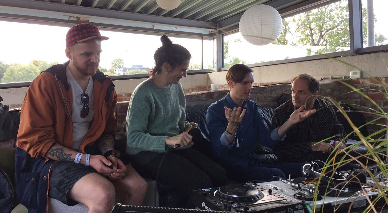 Nico Bogaerts, Hanna Bächer & guests at dublab Sleepless Floor (Meakusma Festival 2018)
