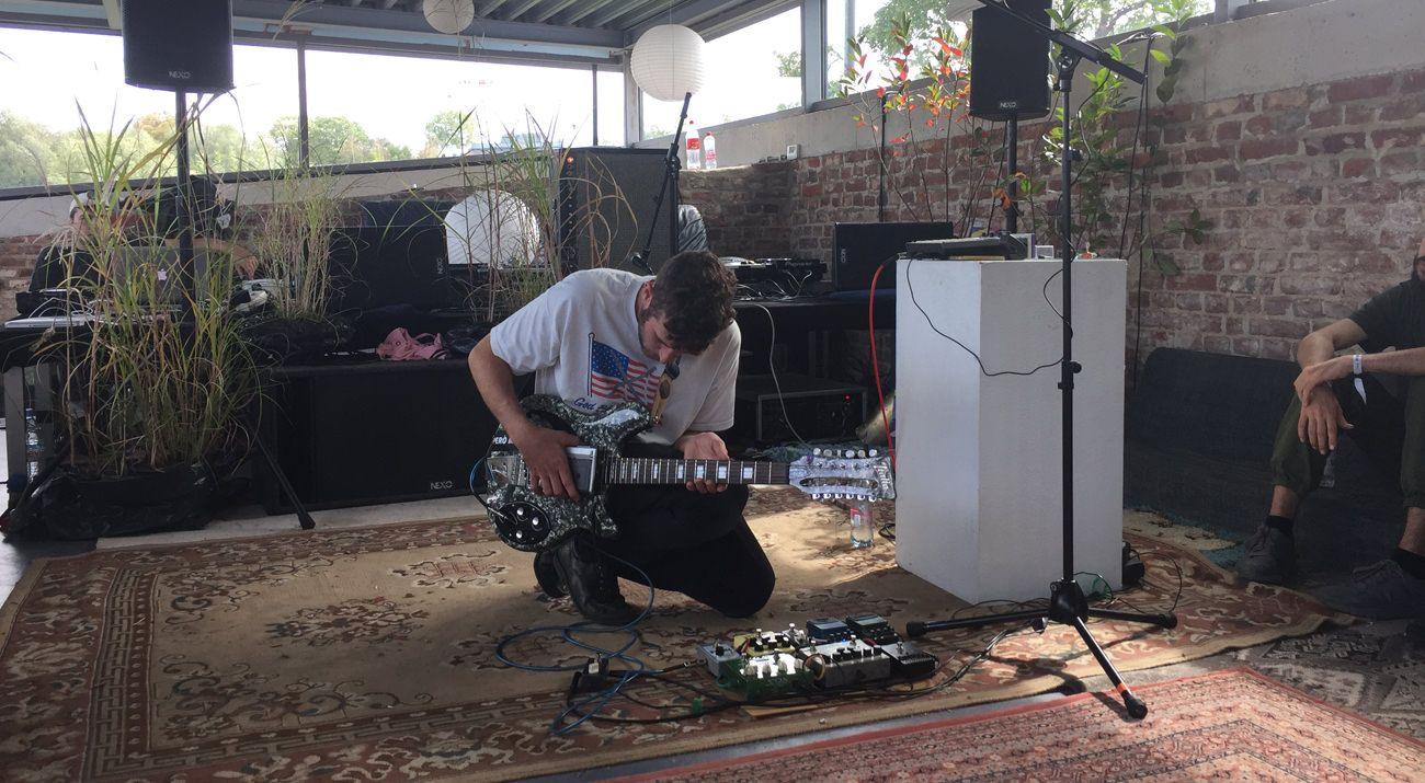 Ubaldo at dublab Sleepless Floor (Meakusma Festival 2018)