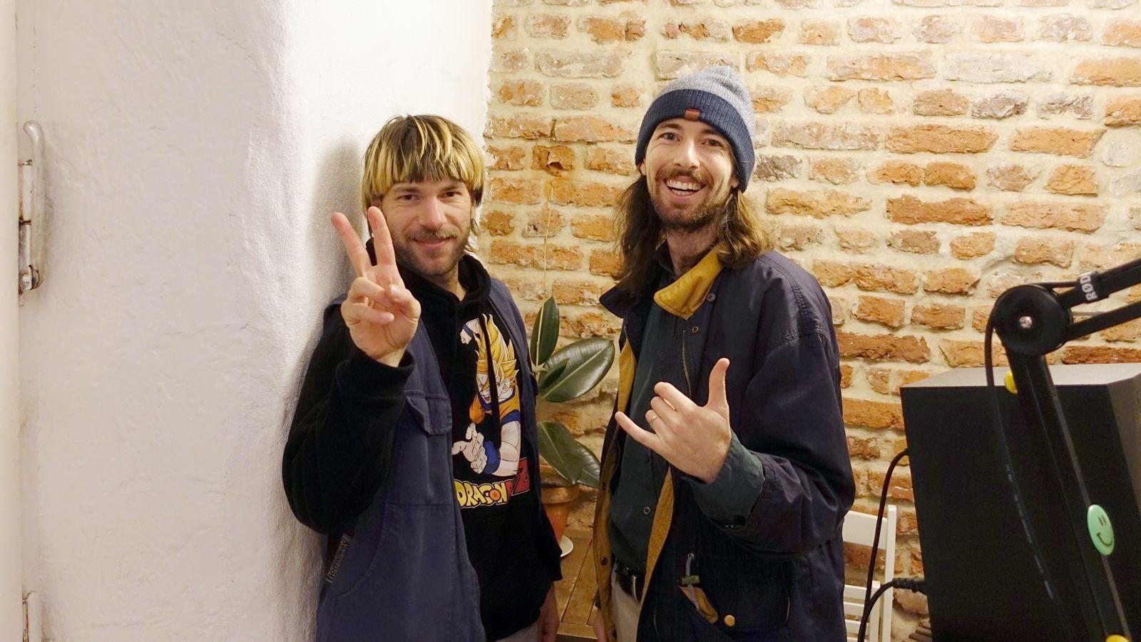Neu, kaputt w/ Janosch & Jarrad (December 2020)