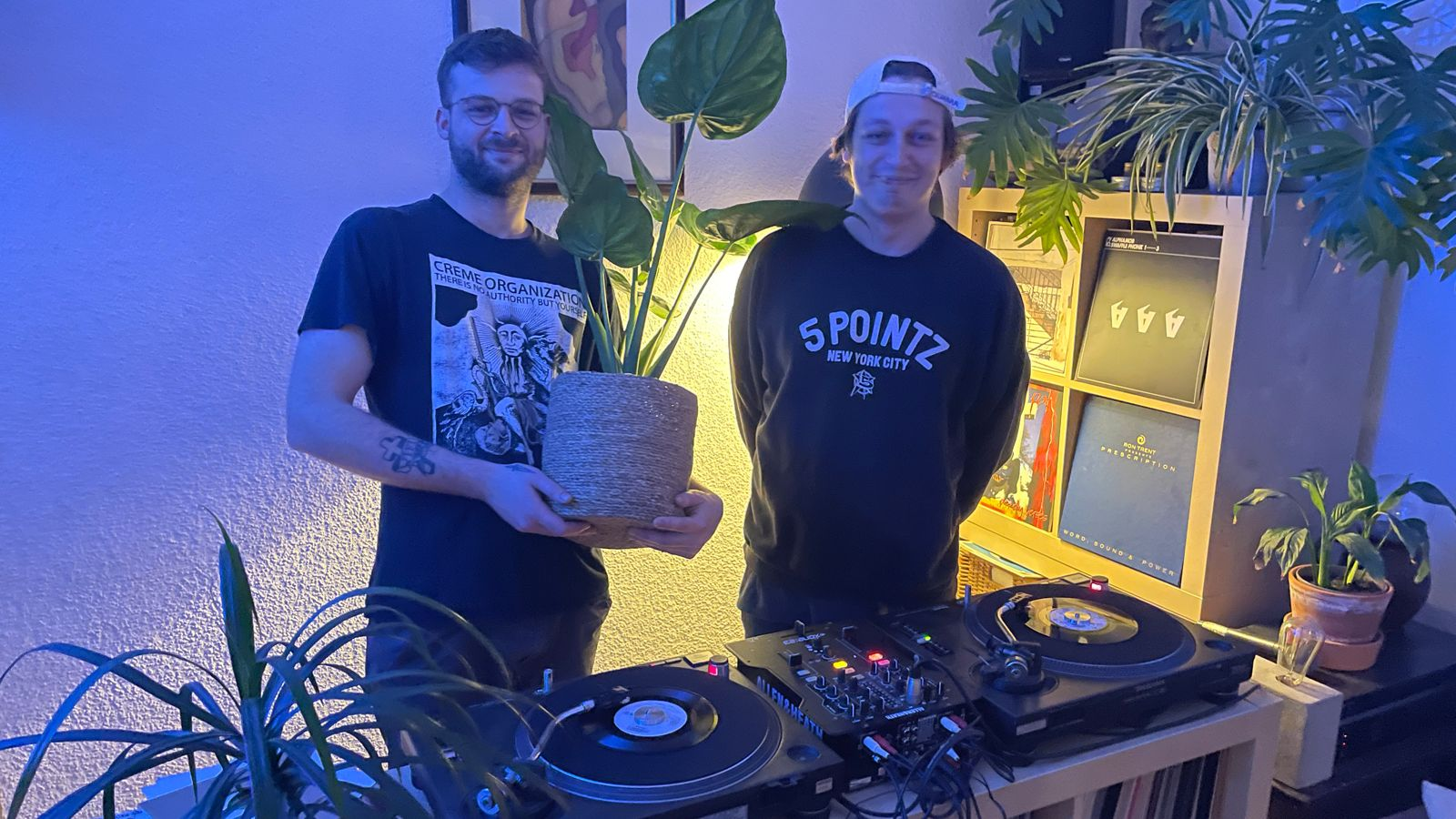 Topic Drift Radio w/ Gunni & Timothy (December 2020)