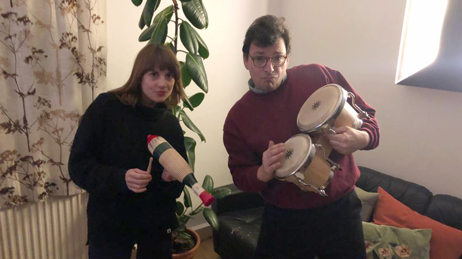 Ksdhfjkdhfkhw w/ Ana Helder & Pascal Schäfer (January 2021)