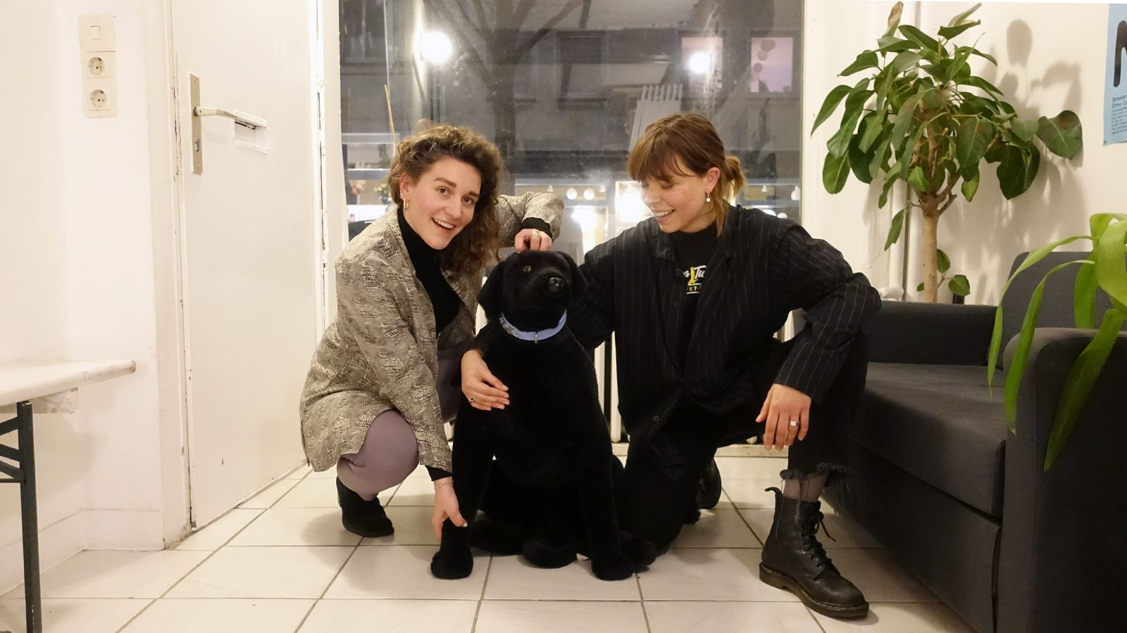 Kleiderei Radio w/ Amelie Liebst, Anna Burst, Ann Cathrin Schönrock & Franziska Uhl (February 2021)