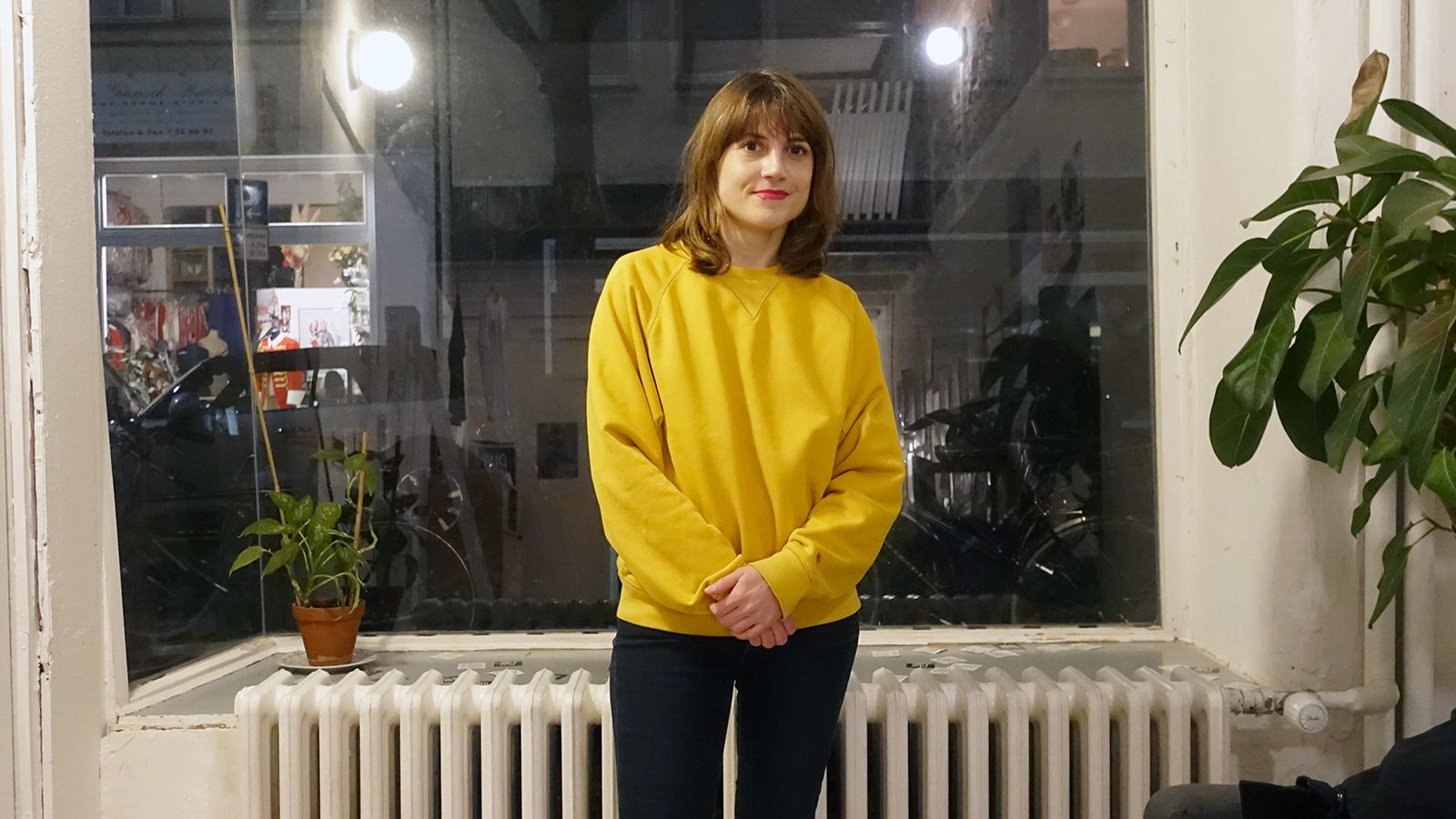 Ksdhfjkdhfkhw w/ Ana Helder (February 2021)