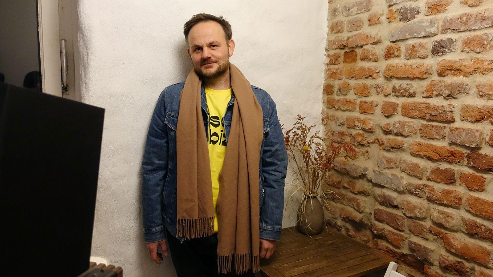 The Conservative, host of Better Days Radio on dublab.de
