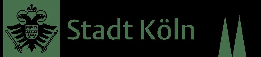 Stadt Köln Logo sw
