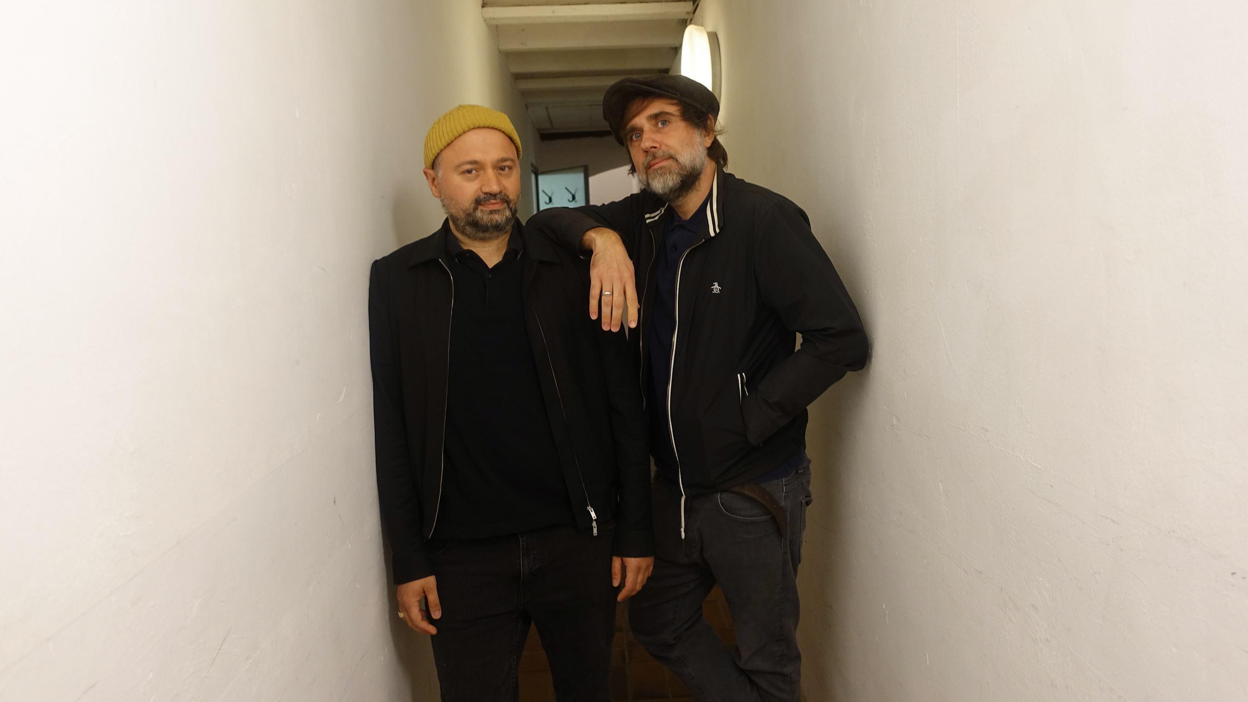 Matt Fox & Salim Houdini