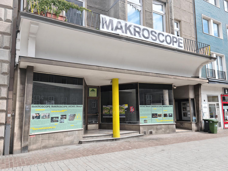 Makro – Die Große Show w/ Ella Posny, Felix Möser, Jan Ehlen & Max Wernicke (October 2021)
